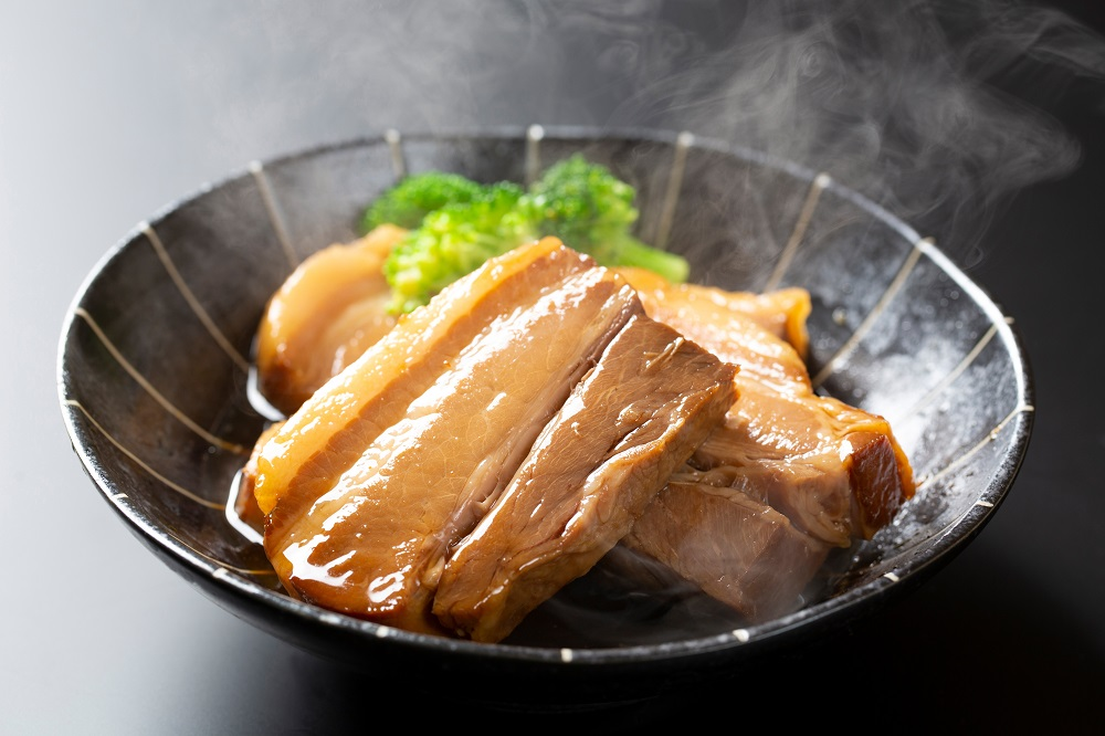 ラフテー(豚の角煮)