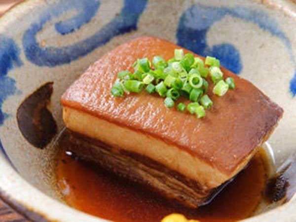 沖縄料理しまぶた屋-琉美豚のラフテー
