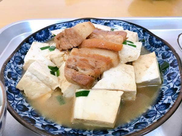 海洋食堂 豆腐ンブサー